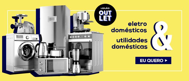 eletros e utilidades domésticas